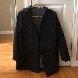 Maternity Gap lined trench coat
